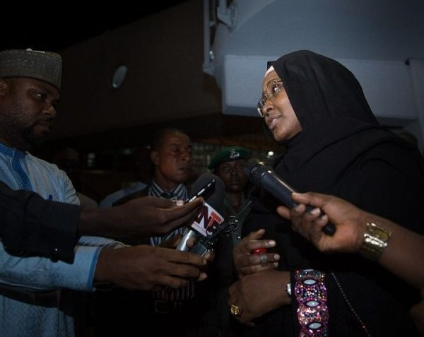 Aisha Buhari: The critic in the other room – By Reuben Abati