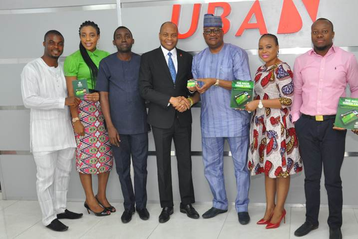 Bridge Concept Leverage UBA Digital Banking Platforms, Introduces Naija Green Card for Young Nigerians