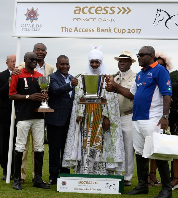 Access Bank Group/UNICEF Initiative – Polo Day at Guards aimed at raising further awareness and funds for further development initiatives