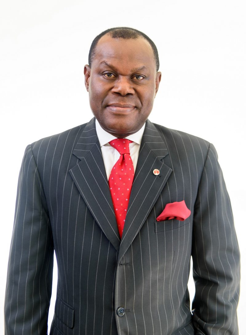 Adim Jibunoh, President -CEO of Transcorp Plc - Official