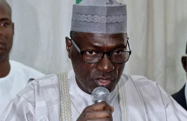 Ahmed Makarfi reveals presidential ambition