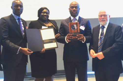 Access Bank wins Karlsruhe Sustainability Award for 2nd consecutive year