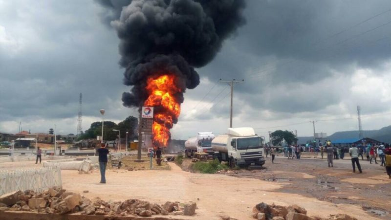 Death toll in Kogi petrol tanker accident rises