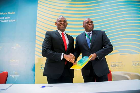 Elumelu commends Afreximbank; urges other DFIs to support African businesses