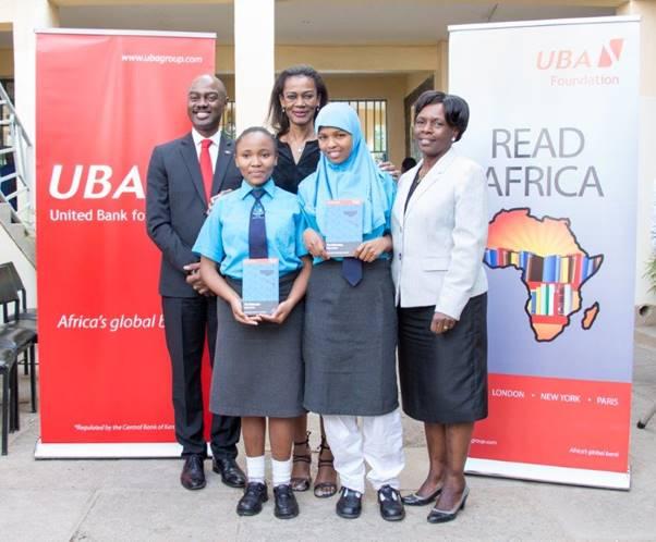 UBA Foundation Takes its Read Africa Initiative East