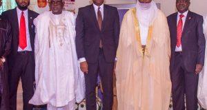UBA visits Sokoto Tony Elumelu with Sultan