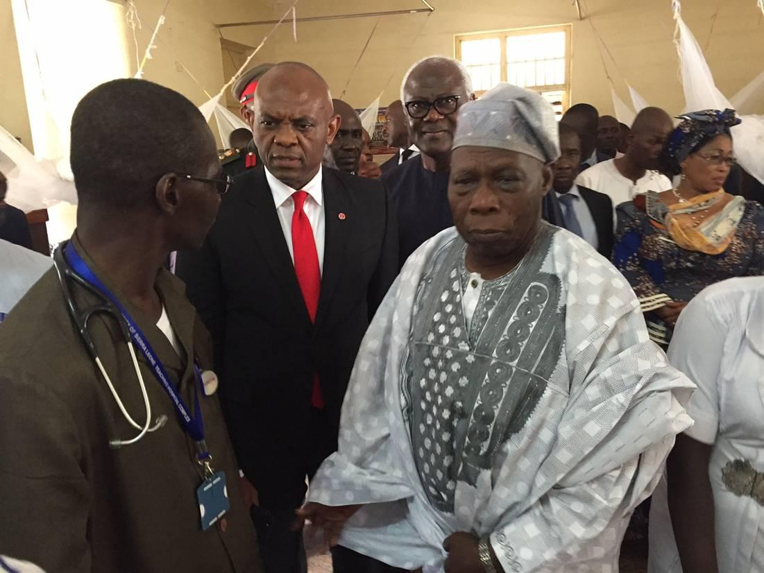 MUDSLIDE: Tony Elumelu mourns with Sierra Leone, donates $500,000