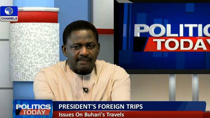Buhari's health condition is something private and personal – Femi Adesina