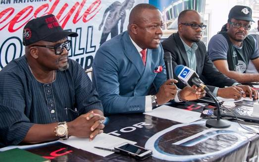 Judges, Top Freestylers arrive Lagos for African Championship