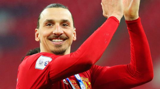 Man. United confirms Ibrahimovic's exit as he is set to sign for LA Galaxy