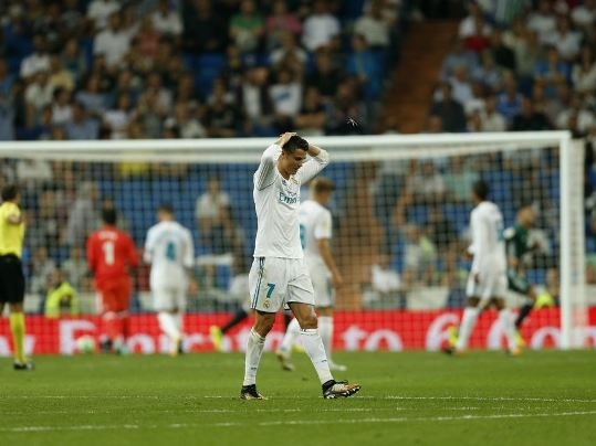 Real Madrid defeated by Villarreal collapse at Santiago Bernabu