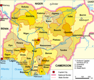 Graphic Report: How 36 states shared N173.8bn from FAAC in September