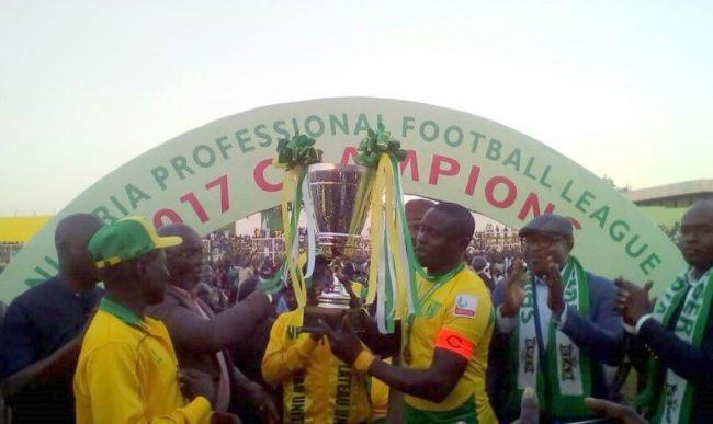 Plateau United win NPFL