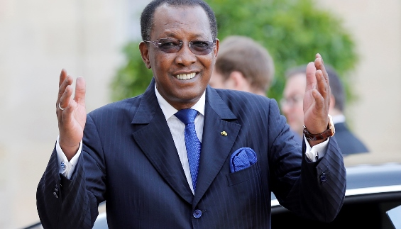"""President Idriss Deby: """"I invite you to invest in Chad"""""""