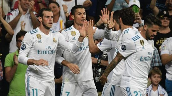 Real Madrid survive thrilling Juventus fightback