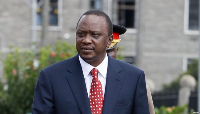 Kenyan Supreme Court upholds Kenyatta's election