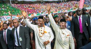 Osinbajo in Akwa Ibom