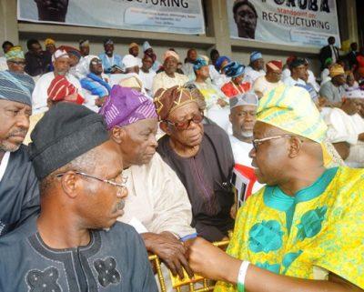 Yoruba elders