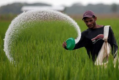 Farmers to get 4 million bags of fertilizers before end of 2017 – Presidency