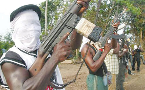 Gunmen abduct 44 within Kaduna in two days