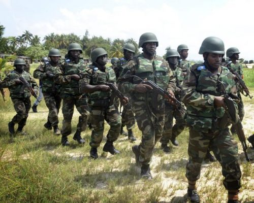 Nigerian military rated 43rd best in the world, stronger than 18 European countries