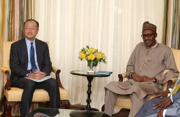 President of the North? World bank site reveals North exclusively enjoyed 7 of 14 projects in Nigeria since 2015