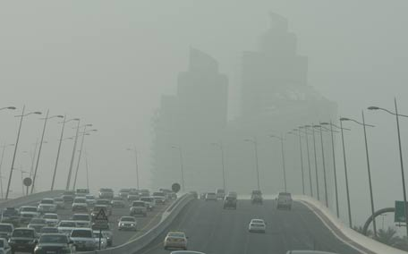 WEATHER: NiMet predicts Sunny, hazy conditions for Friday