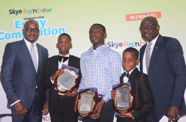 Skye Bank charges students on savings culture, diligence