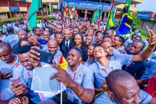 Tony Elumelu Foundation and GIZ partner to Empower Young Entrepreneurs across East and West Africa