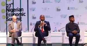 Elumelu speaks on SMEs