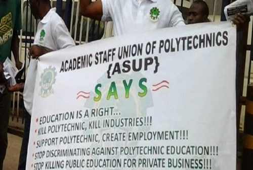 ASUP suspends strike after 15 days