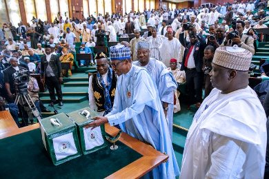 TOO VAGUE? Here is a breakdown of N8.6 trillion 2018 Budget estimates