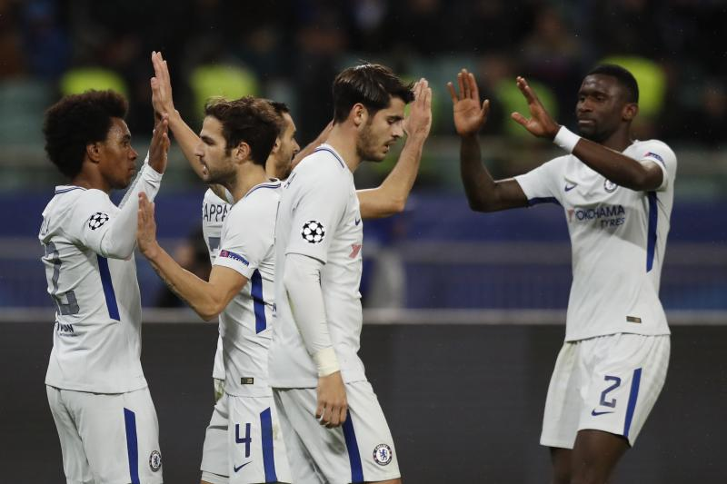 Champions League Results: Chelsea, PSG win big as United fall in Basel