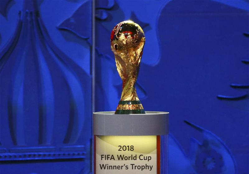 Nigeria to host World Cup trophy in March