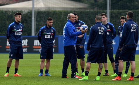 We're Italy, we'll qualify for World Cup, Ventura assures