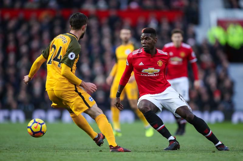 Manchester United edges Brighton as Chelsea, Liverpool and Spurs earn draws, see other EPL results