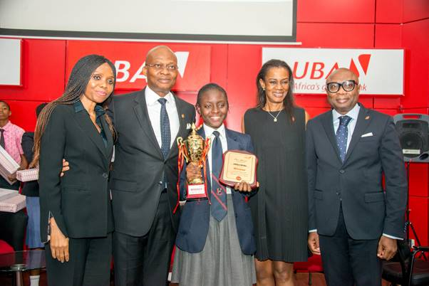 Samuella Sam-Orlu Emerges Winner of 2017 UBA Foundation National Essay Competition