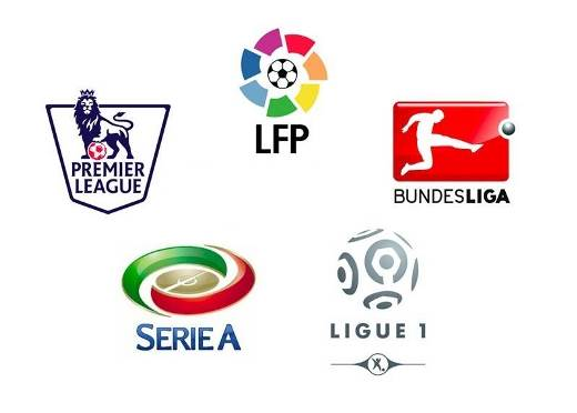 Check out the fixtures from the Premier League to La Liga, Bundesliga, Others