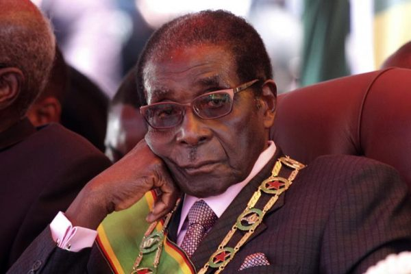 "FRESH: Mugabe's resignation letter ""ready"" as he agrees to step down"