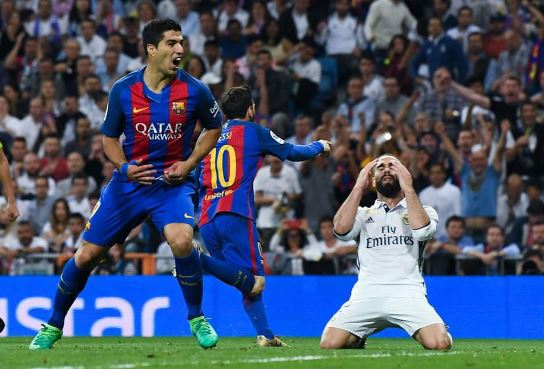 Barcelona batter Real Madrid 5-1 in El Clasico