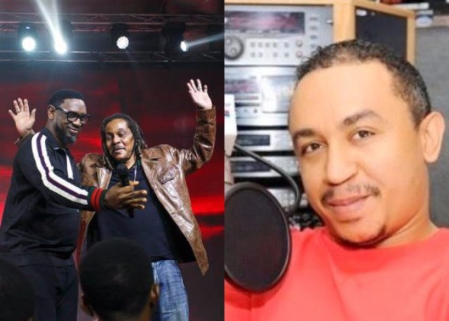 Majek Fashek's manager in heated exchange with OAP, Daddy Freeze over COZA Concert