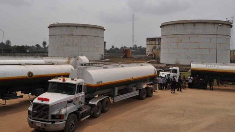 NNPC dispatches 29.058m litres of PMS to 13 states