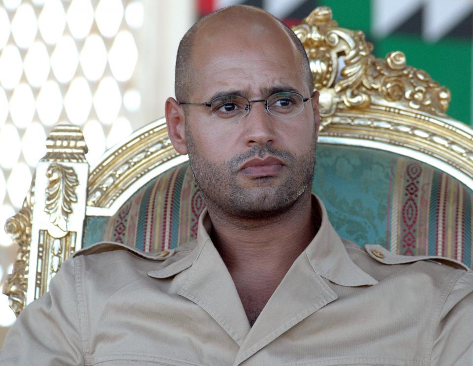 Gaddafi's son to contest for Libyan presidency