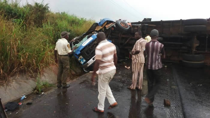 Accidents claim 143 lives in Edo State