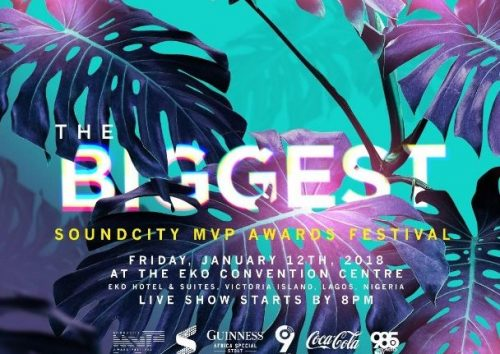 Davido, Wizkid, Olamide, Tiwa Savage lead Soundcity MVP Awards nominees list