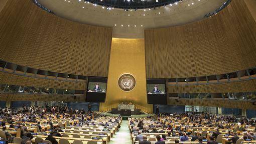 128 UN members vote against Trump's Jerusalem decision