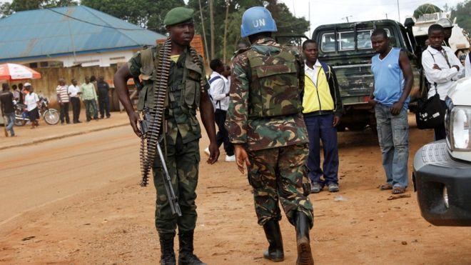 Gunmen Kill Eight UN Peacekeepers In Mali