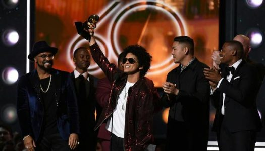2018 Grammys: Bruno Mars emerge biggest winner with 6 awards, Jay Z leaves empty-handed [FULL LIST]