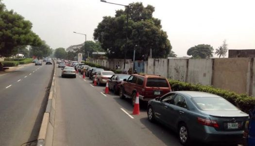 NNPC releases 250 trucks of fuel to Lagos, as queues return