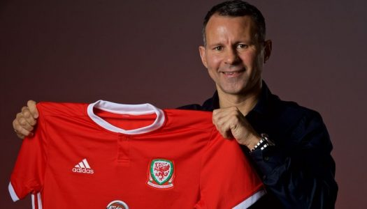 Ryan Giggs confirmed as Wales manager